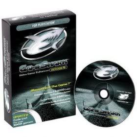 GameShark for PlayStation 1
