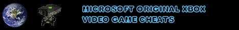 Original Xbox Cheats