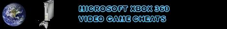 Xbox 360 Cheats