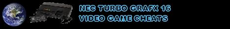 TurboGrafx 16 Cheats