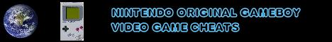 Orginal Gameboy Cheats