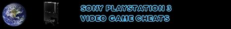 PlayStation 3 Cheats